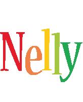 Nelly birthday logo