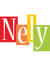 Nely colors logo