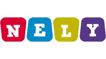 Nely kiddo logo