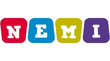 Nemi kiddo logo