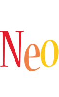 Neo birthday logo