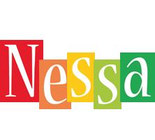 Nessa colors logo
