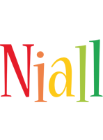 Niall birthday logo