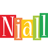 Niall colors logo