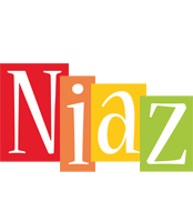 Niaz colors logo