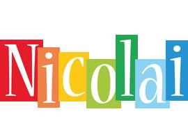 Nicolai colors logo