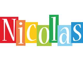 Nicolas colors logo