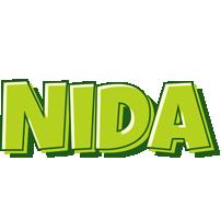 Nida summer logo