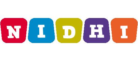 Nidhi kiddo logo