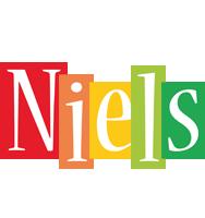 Niels colors logo