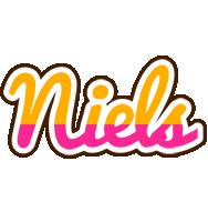 Niels smoothie logo