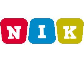 Nik kiddo logo