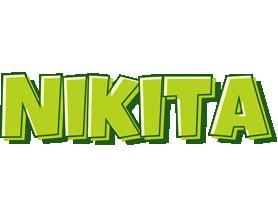 Nikita summer logo