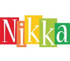 Nikka colors logo