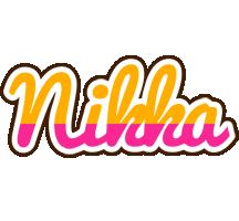 Nikka smoothie logo