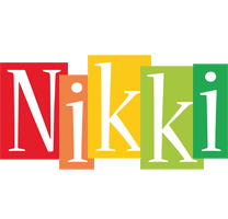 Nikki colors logo