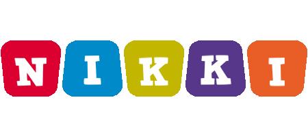 Nikki kiddo logo
