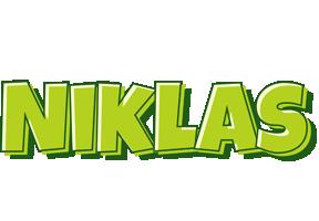 Niklas summer logo