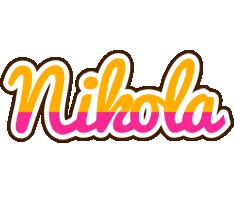 Nikola smoothie logo
