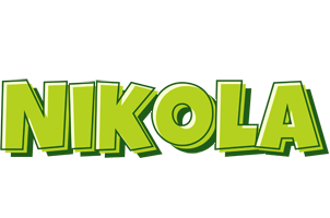 Nikola summer logo