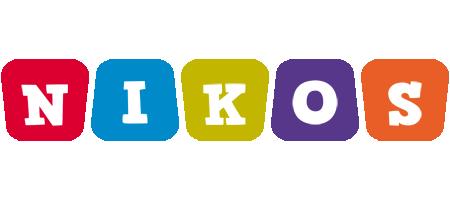 Nikos kiddo logo