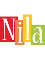 Nila colors logo