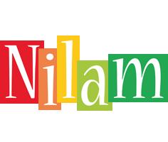 Nilam colors logo