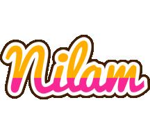 Nilam smoothie logo