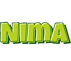 Nima summer logo