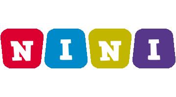 Nini kiddo logo