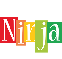 Ninja colors logo