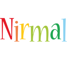 Nirmal birthday logo
