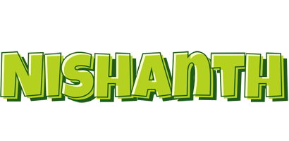 Nishanth summer logo