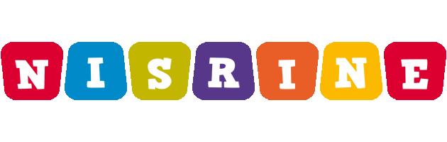 Nisrine kiddo logo