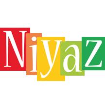 Niyaz colors logo