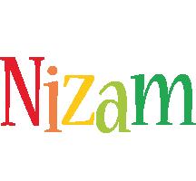 Nizam birthday logo
