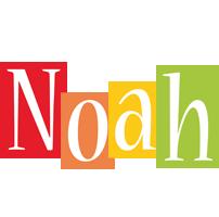Noah colors logo