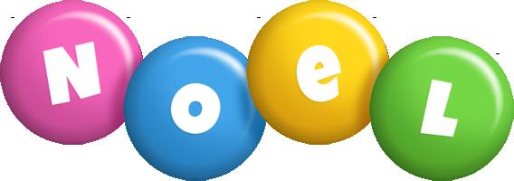 noel logo name logo generator candy pastel lager