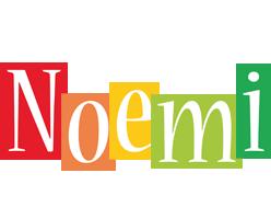 Noemi colors logo