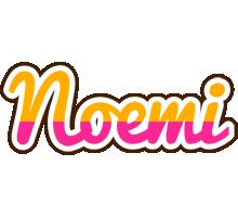 Noemi smoothie logo