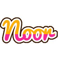Noor smoothie logo
