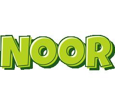Noor summer logo