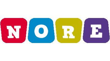Nore kiddo logo