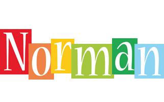Norman colors logo