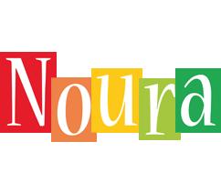 Noura colors logo