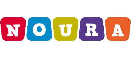 Noura kiddo logo
