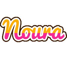 Noura smoothie logo