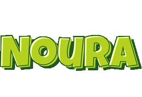Noura summer logo