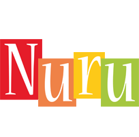 Nuru colors logo