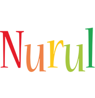 Nurul birthday logo